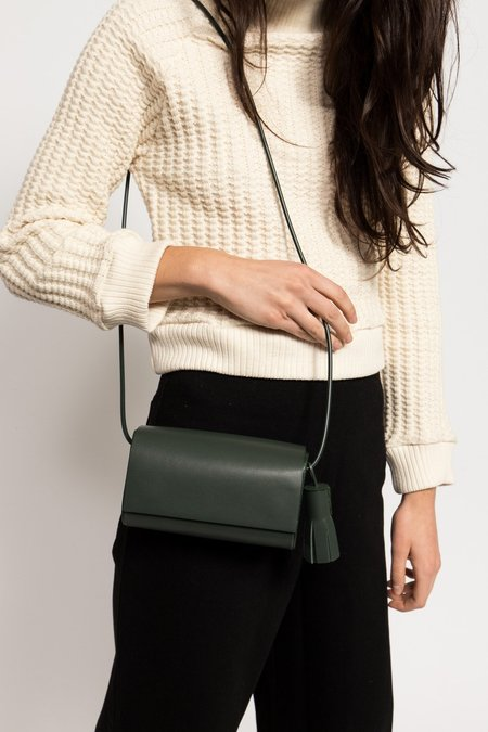 Building Block Petite in Green