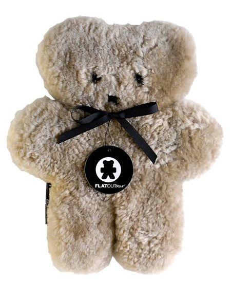 Kids Flatout Bear Baby Bear - Latte