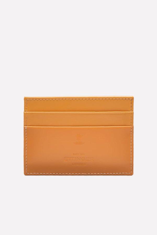 Ettinger Hide Flat Card Case