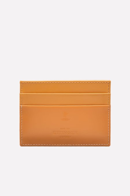Ettinger Hide Flat Card Case