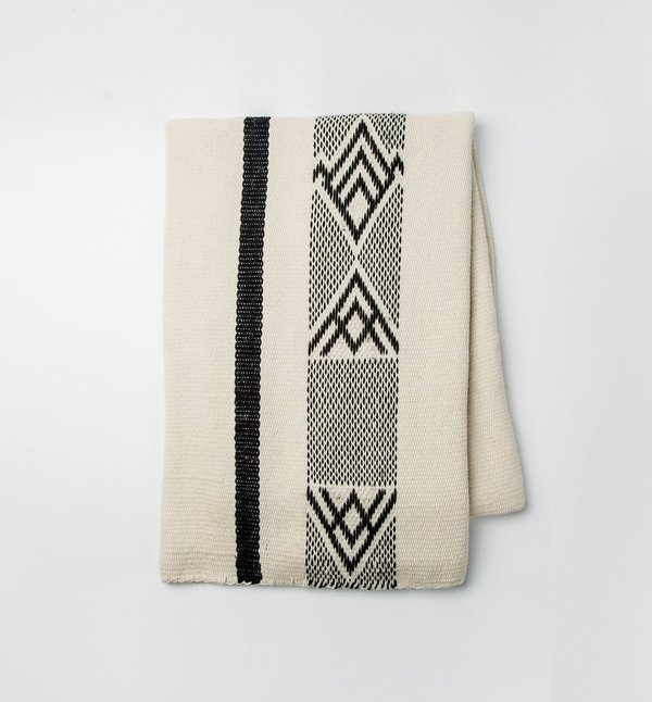 VOZ Diagonal Wrap - Ivory