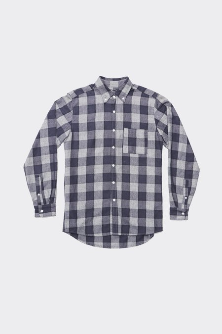 Alex Crane Playa Shirt - Fog