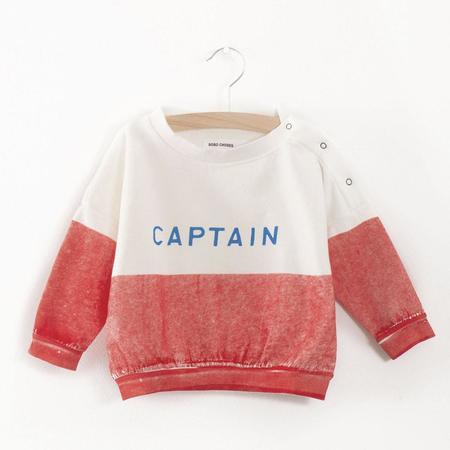 Kid's Bobo Choses Boat Baby Sweatshirt