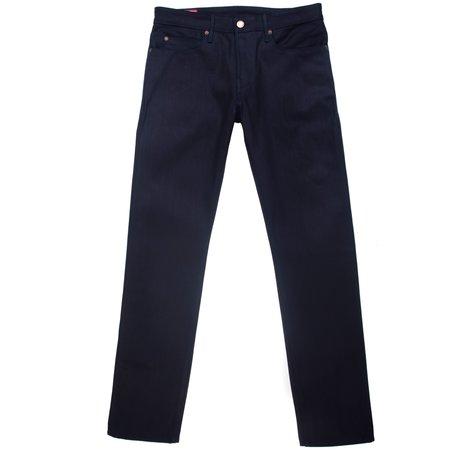 Freenote Cloth Freenote Rios Slim Straight—14.75 oz Blue Black Hishitomo Selvedge