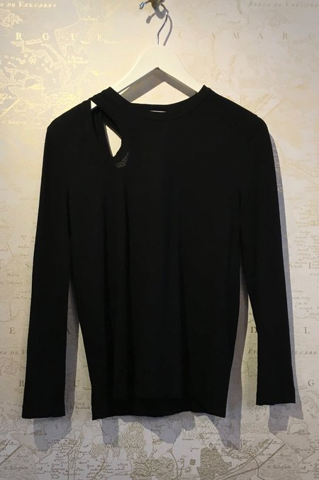 A.L.C. Regan Cutout Long Sleeve Tee