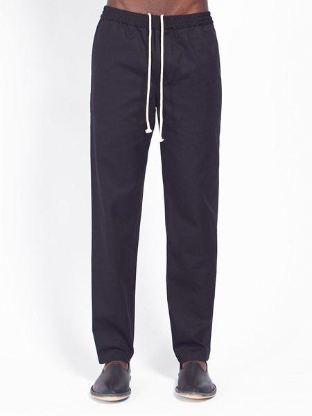 Fanmail Drawstring Trouser - Black