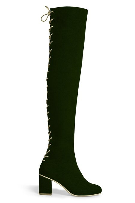 Rafa Stick Boot – Chlor