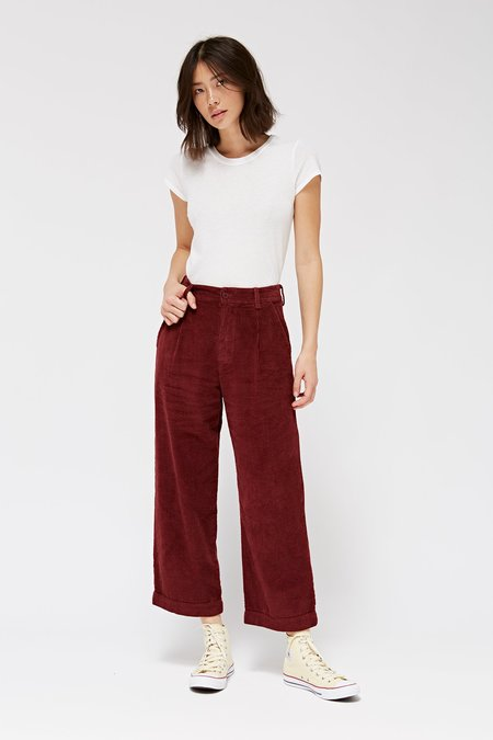 Lacausa Clothing Frankie Trousers - Beret