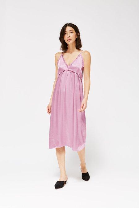 Lacausa Clothing Marigold Dress - Haze