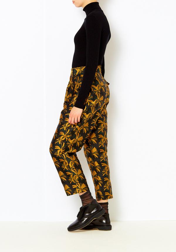 Nikki Chasin Dark Tropical Sol Pant
