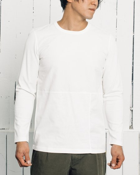 Folk Long Sleeve Combination Tee