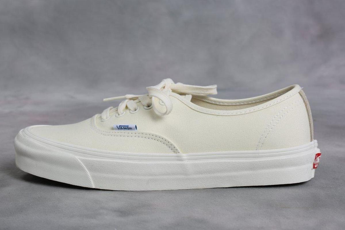 8823093ade Vans Vault Off-White OG Authentic LX Sneakers