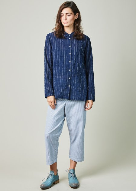 Echappees Belles Clemence Pleated Shirt