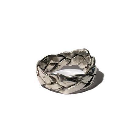 Aris Schwabe Braided Ring