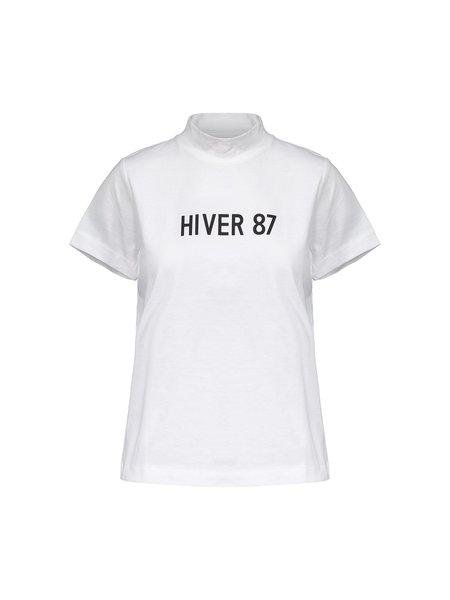 A.P.C. Hiver 87 T-Shirt - Blanc