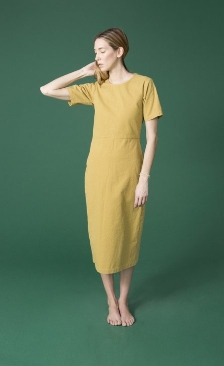 Ilana Kohn Lee Dress in Brass