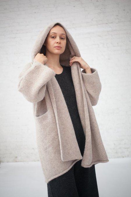 Lauren Manoogian Capote Coat in Oatmeal