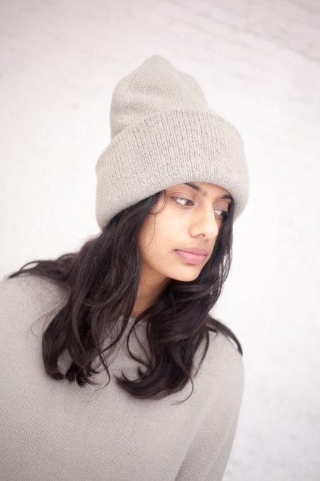 Lauren Manoogian Carpenter Hat in Cement