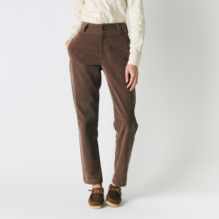 Older Brother Corduroy Pant in Chocolate Coffee