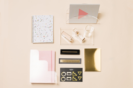 Garmentory x Poketo: Angie Myung's Beautiful Desk, Beautiful Work Set