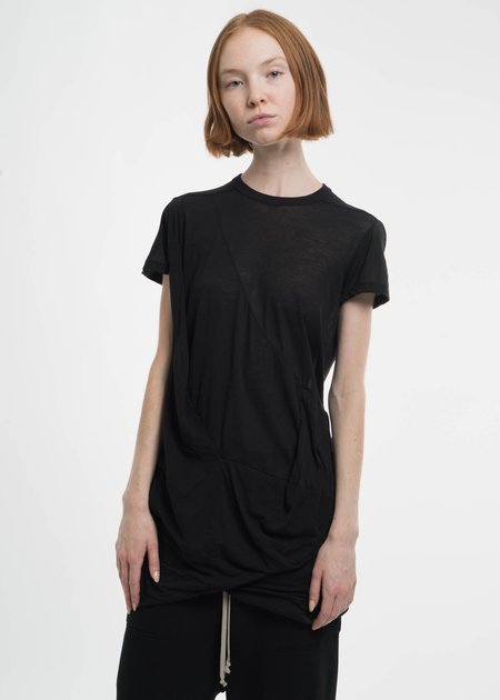 Rick Owens Drkshdw Black Smash T-Shirt