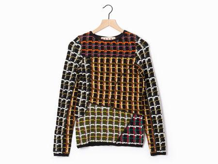 Marni Patchwork Knit