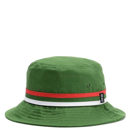 PALACE BUCKET HAT - GREEN