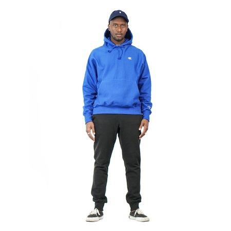 Champion Fleece Pullover C Logo Hood - Surf the Web