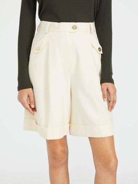 Portia & Manny Vintage Escada Wool Short