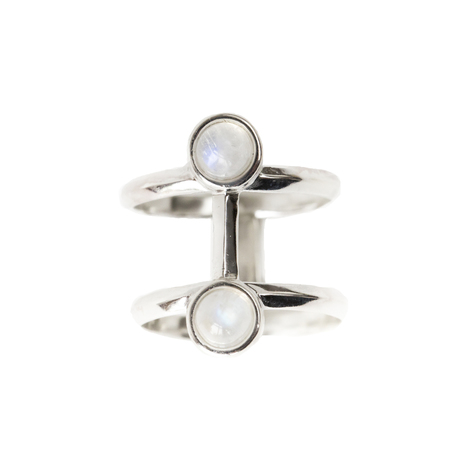 lindsay lewis Ema Ring Sterling