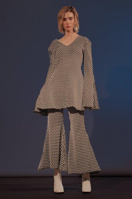 NIKA TANG Daria Knit Top