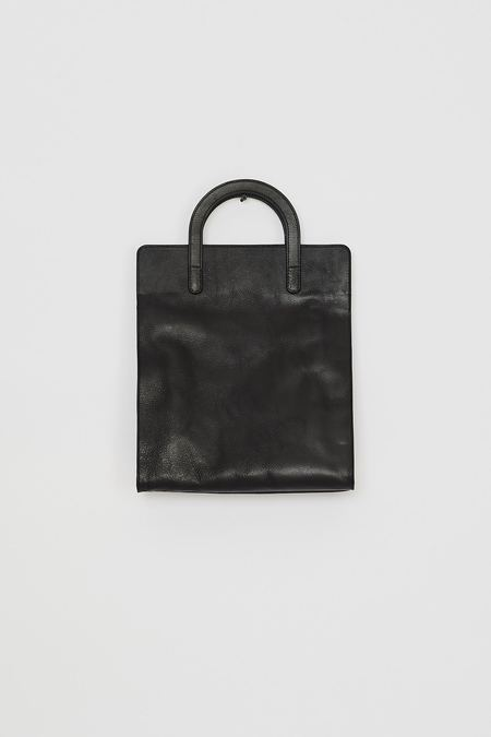 Steve Mono Leather Franca Handbag