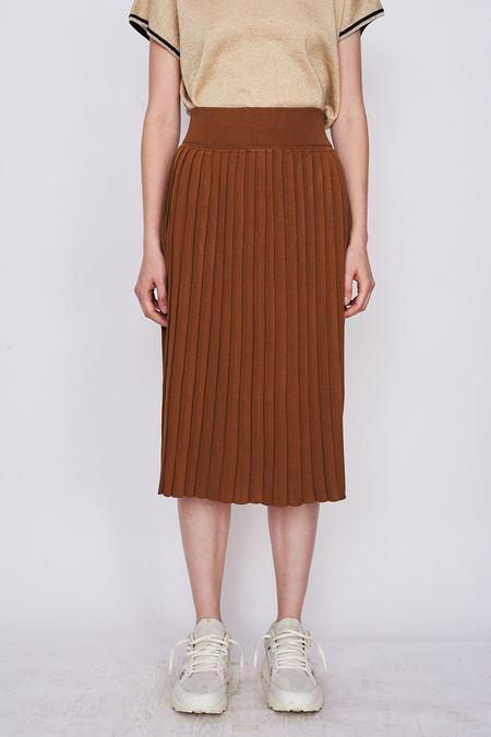 Hesperios Silk Giselle Skirt