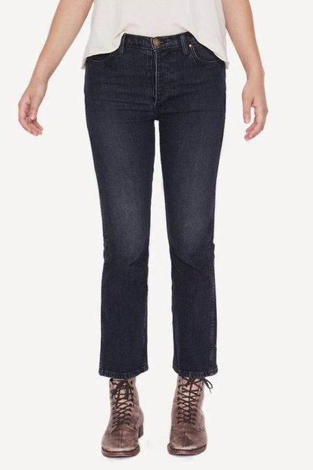 The Great Button Fly Nerd Jean in Coal Wash