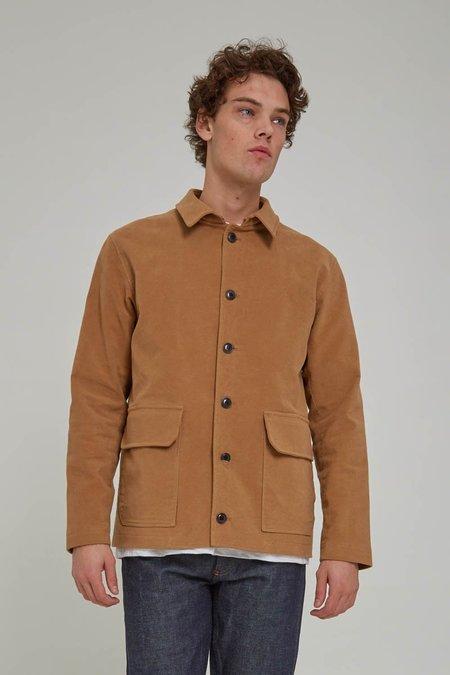 ODIN New York Camel NK Jacket