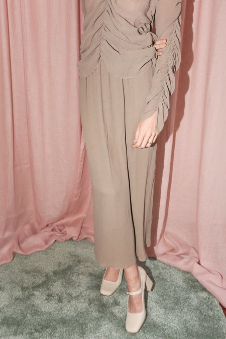 Shaina Mote Aeo Skirt in Dun