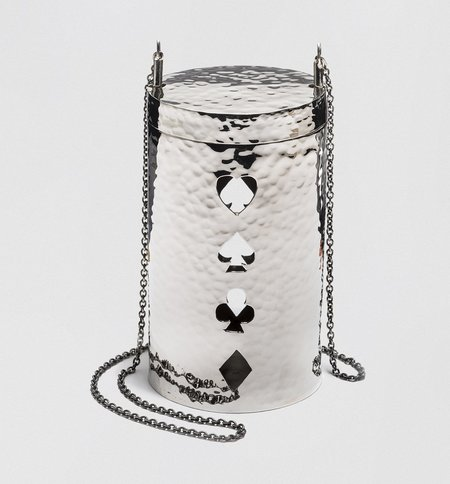 Anndra Neen Playing Cards Cylinder Bag