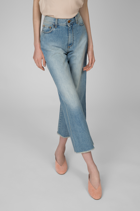 Rodebjer Chrysler Light Wash Jeans