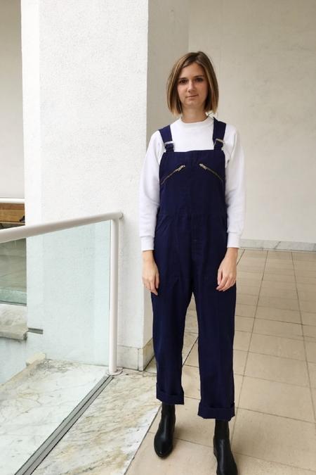 Le Market Vintage Workwear Jumpsuit