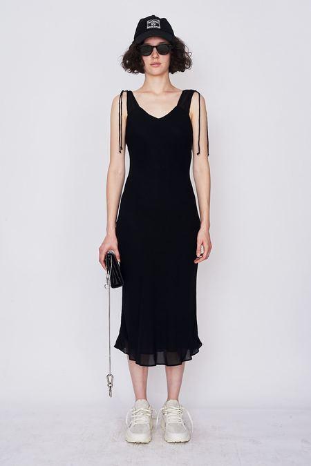 assembly Vintage Chiffon Dress