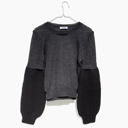 A Détacher Charcoal Calhoun Pullover