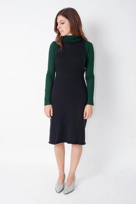 Colorant Mason Sweater Dress - Black - Exclusive