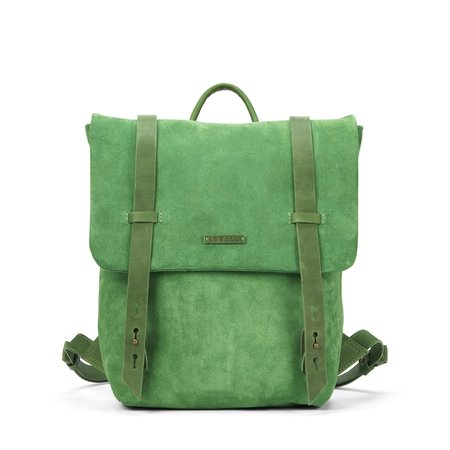 Lowell FAIRMOUNT NEWPORT LEATHER backpack