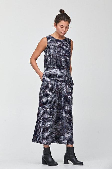 Liam of York Sleeveless Gaucho Jumpsuit