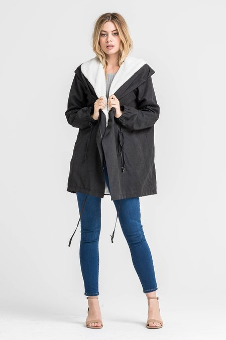 Lush Sleeping Bag Coat