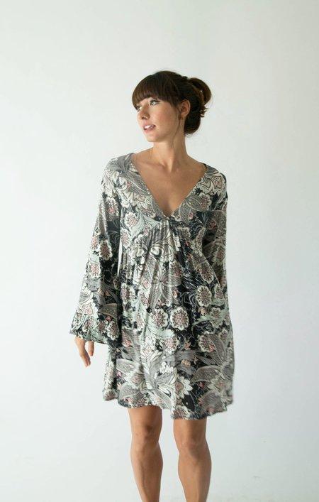 Lilya Amelie Mini Dress - Rafaela Print