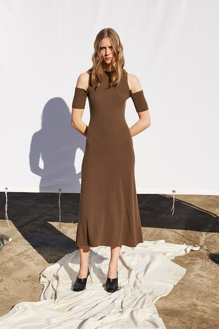 Shaina Mote Freja Dress in Sienna