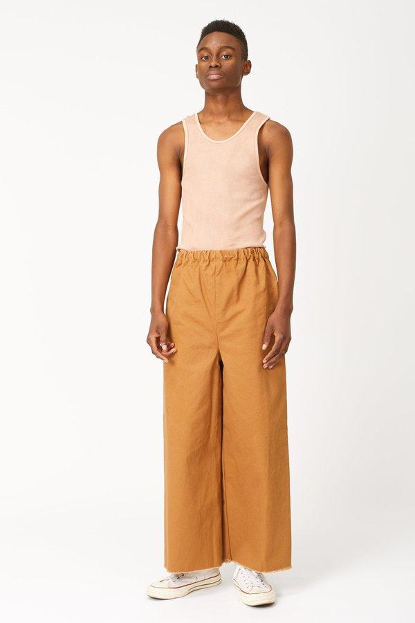 Unisex Ashley Rowe Long Pant - Tan