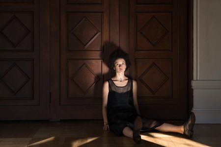 Erica Tanov Gamine Dress