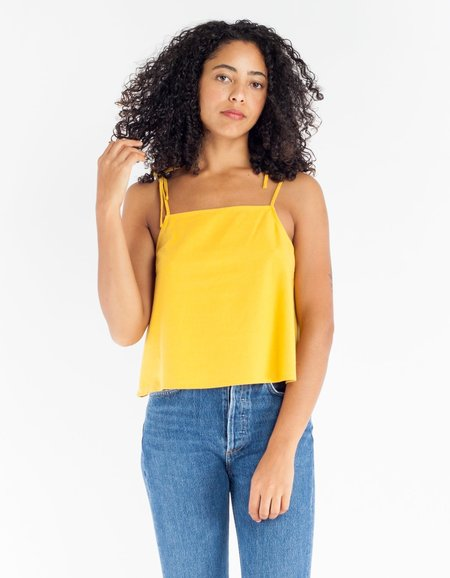 Rollas Bridget Top - Marigold
